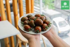 ăn cà chua sống mỗi ngày có tốt không