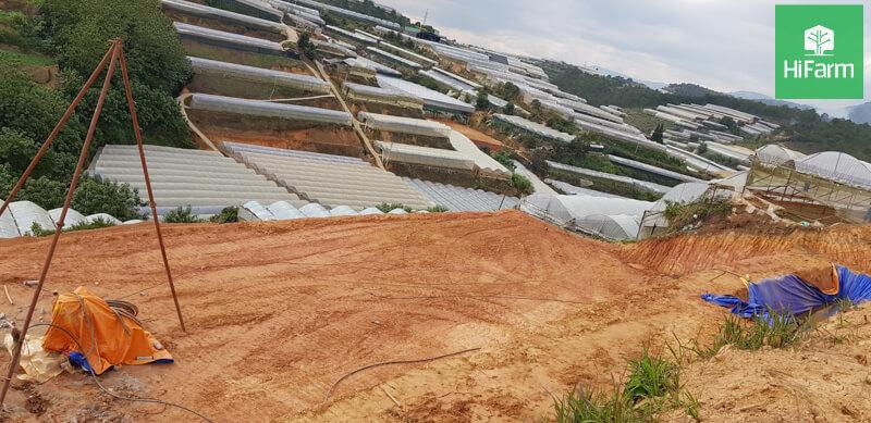 Khu nông nghiệp công nghệ cao