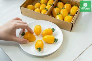 cà chua vàng đà lạt
