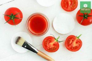 đắp cà chua mỗi ngày có tốt không