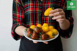 giảm cân bằng cà chua trong 3 ngày