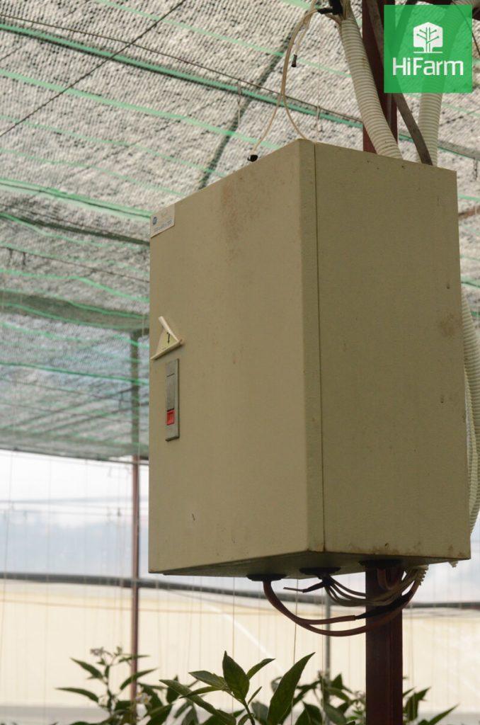 máy móc nông nghiệp công nghệ cao