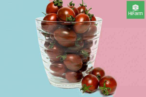 chữa cận thị bằng cà chua