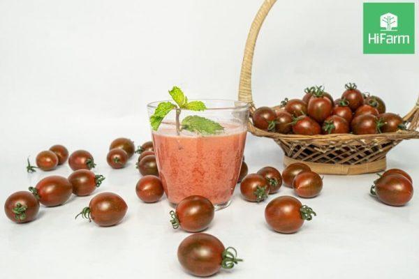 Ăn cà chua dầm đường giảm cân có thật hay không?