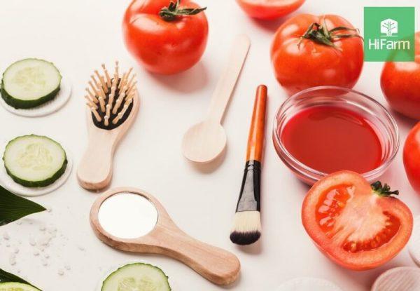 Cách làm mặt nạ cà chua mật ong cho làn da trắng sáng, mịn màng