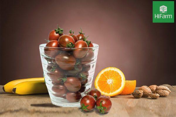 Sinh tố cà chua có tác dụng gì