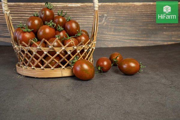 tác dụng của cà chua cherry