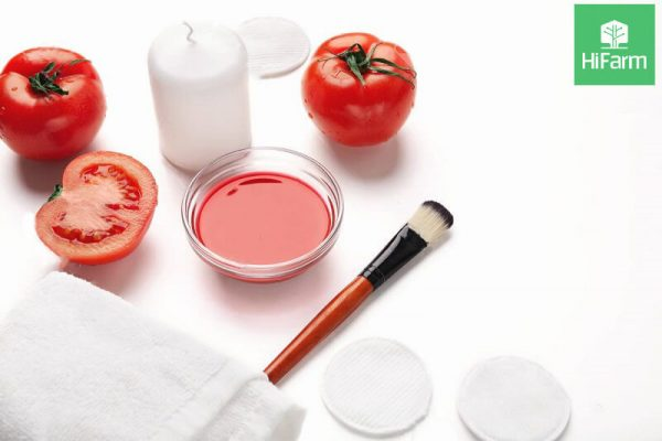 Mặt nạ cà chua có tác dụng gì đối với làn da phái đẹp?
