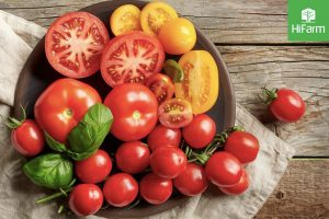 Tác dụng của cà chua