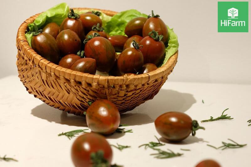 Mách nhỏ bạn bí quyết ăn Cà cherry trắng da