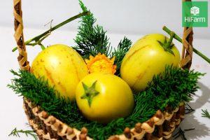 giá trị dinh dưỡng của Dưa Pepino