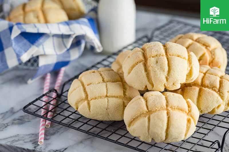 Bạn biết gì về bánh dưa lưới Nhật Bản – Loại bánh lừng danh trong Anime