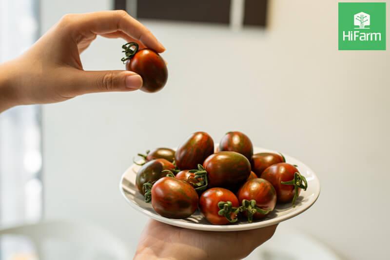 Mẹ bầu giai đoạn sau sinh có được ăn Cà Cherry không?