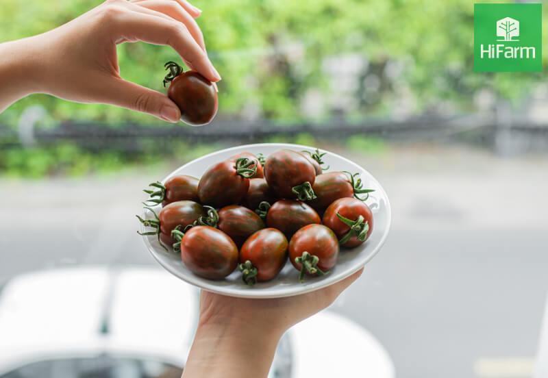 cà cherry làm món gì ngon