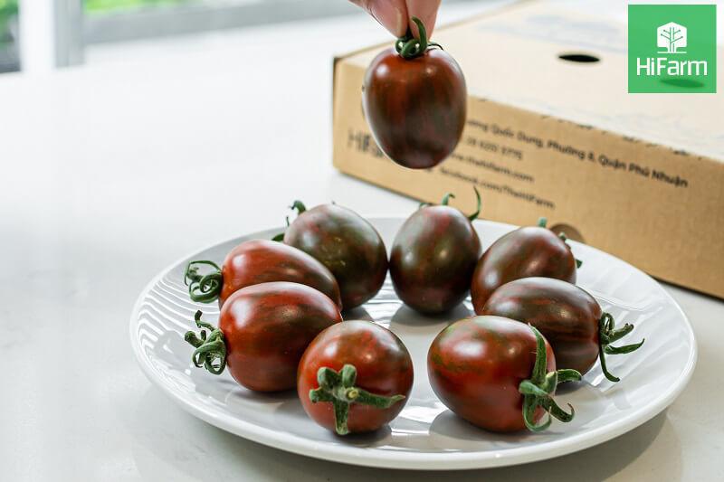 Cà Chua Cherry - Món quà tuyệt vời đến từ Đà Lạt