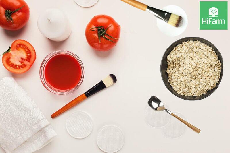 Làm đẹp từ cà chua và cách sở hữu làn da không tỳ vết