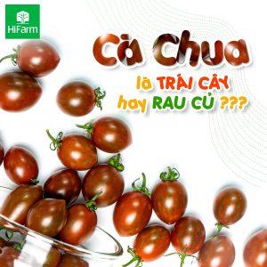 Cà chua cherry Đà Lạt