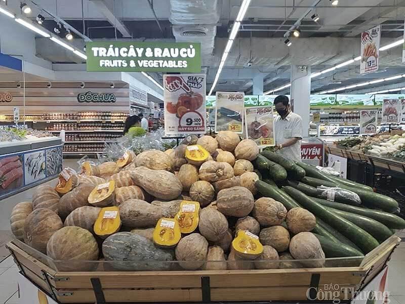 Nghệ An: Mở đường cho nông sản sạch vào siêu thị