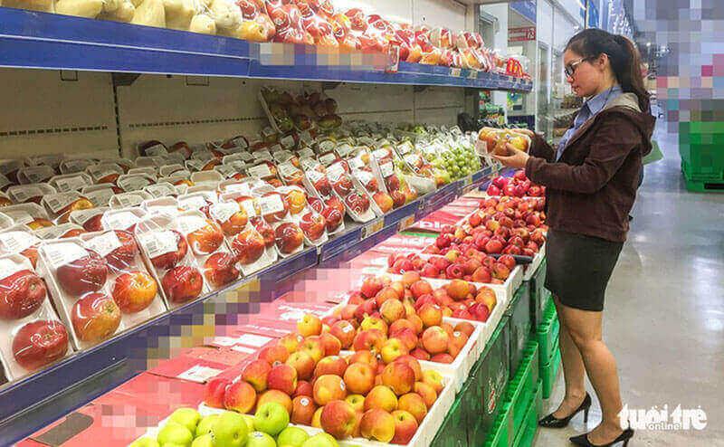 Xuất khẩu trái cây cũng giảm đơn hàng vì 'sốc' cước vận tải