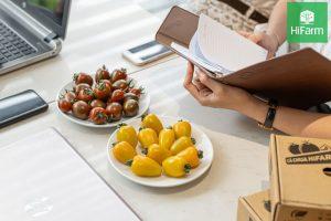 Ăn cà cherry có tăng vòng 1? – Cùng HiFarm đi tìm lời giải đáp chính xác