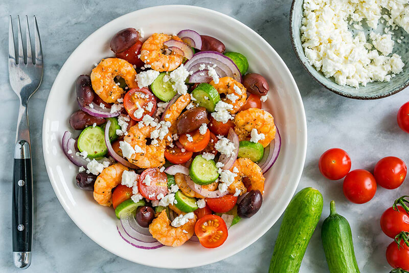Eat Clean tan mỡ bụng nhanh, thực đơn giảm cân
