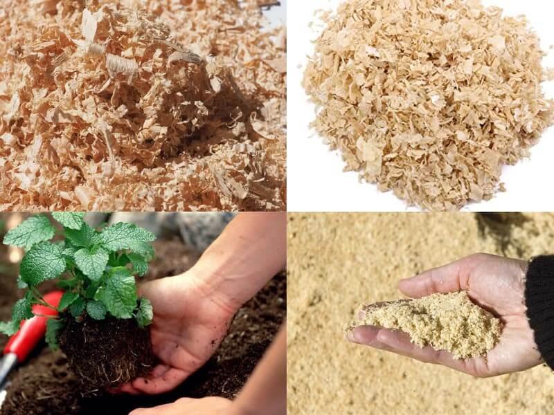 Những loại giá thể phổ biến trong nông nghiệp