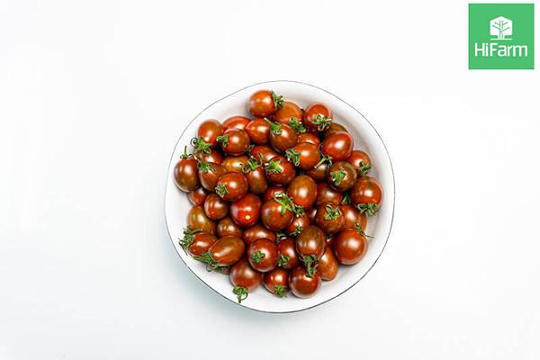 Ăn cà chua duy trì sức khỏe tốt với chế độ đều đặn