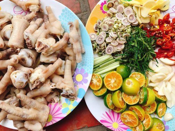 Cách làm chân gà sốt Thái, vừa dễ vừa nhanh, chua ngọt giòn cay đủ vị