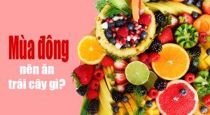 8 loại trái cây tốt cho sức khỏe được chuyên gia dinh dưỡng Hoa Kỳ khuyên nên ăn vào mùa đông